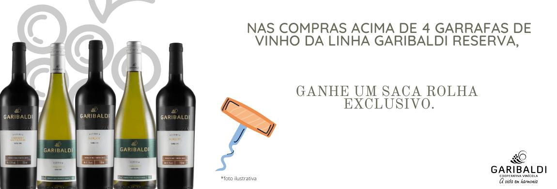 Promoção Garibaldi Vinho
