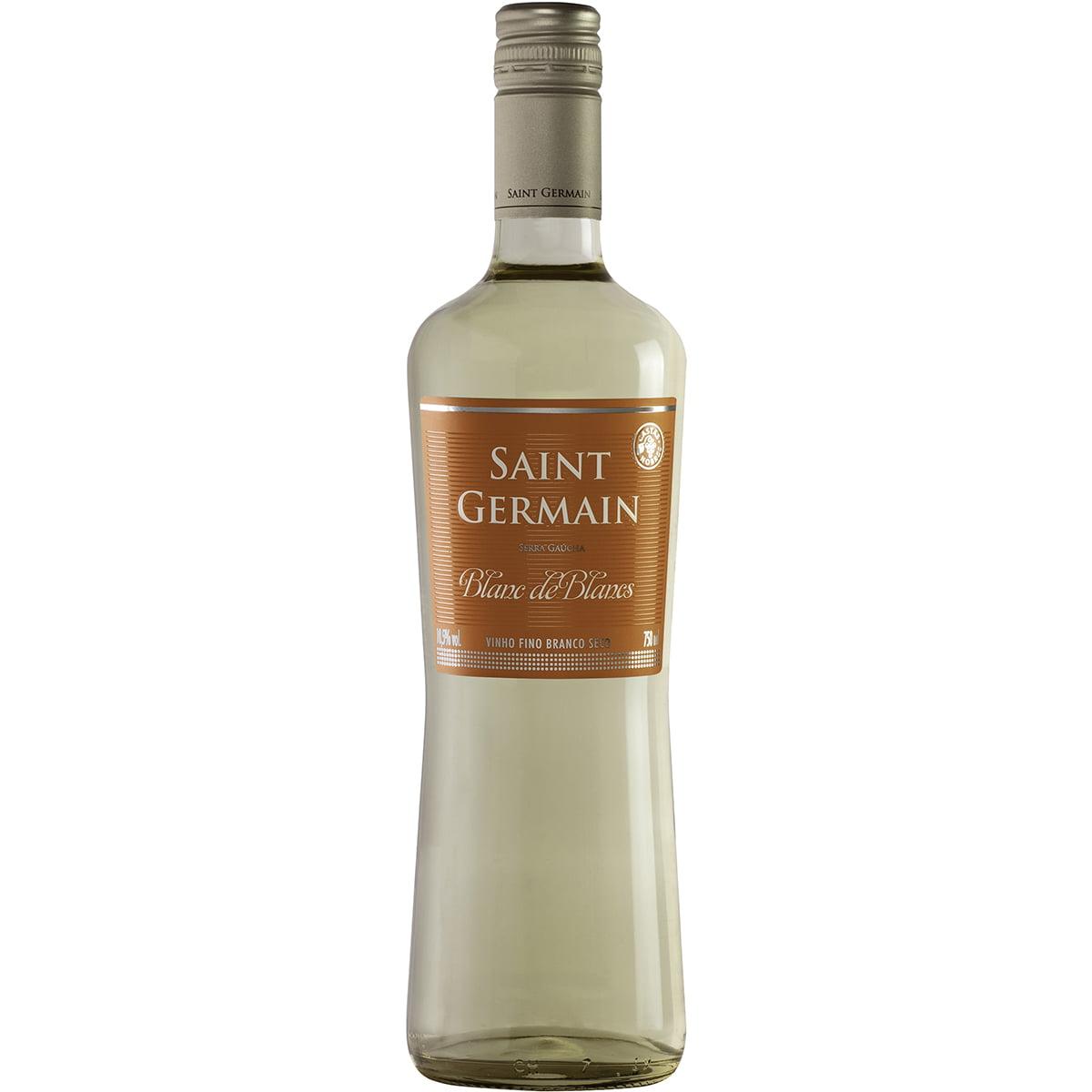 Vinho Aurora Saint Germain Blanc de Blancs Seco 750ml