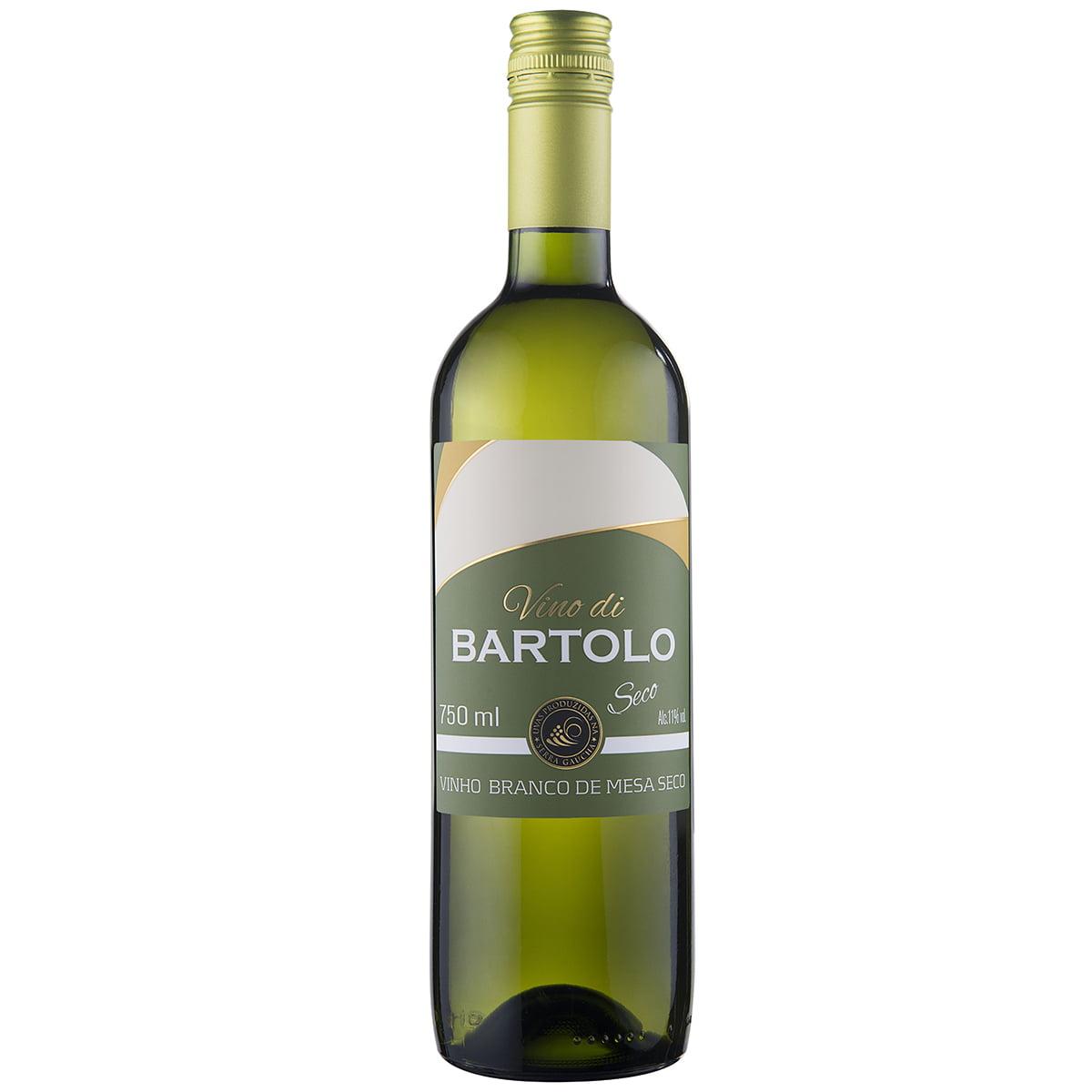 Vinho Garibaldi di Bartolo Branco Seco 750ml
