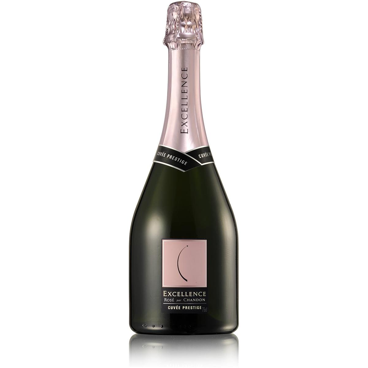 Espumante Chandon Excellence Cuvée Prestige Brut Rosé 750ml