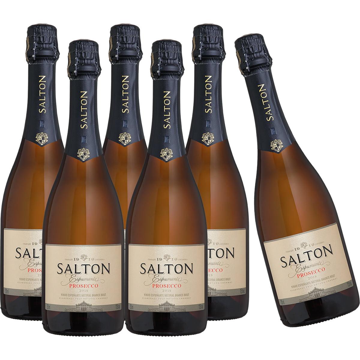 Espumante Salton Prosecco Brut Branco 750ml C/6