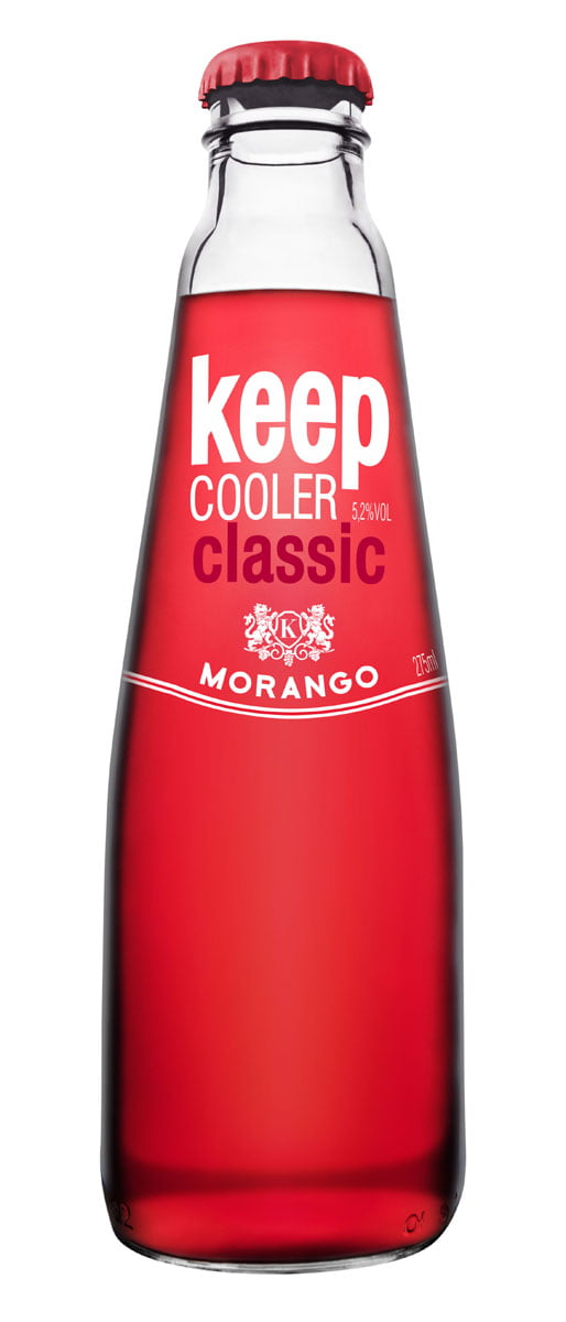 Keep Cooler Classic Morango 275ml CX c/6