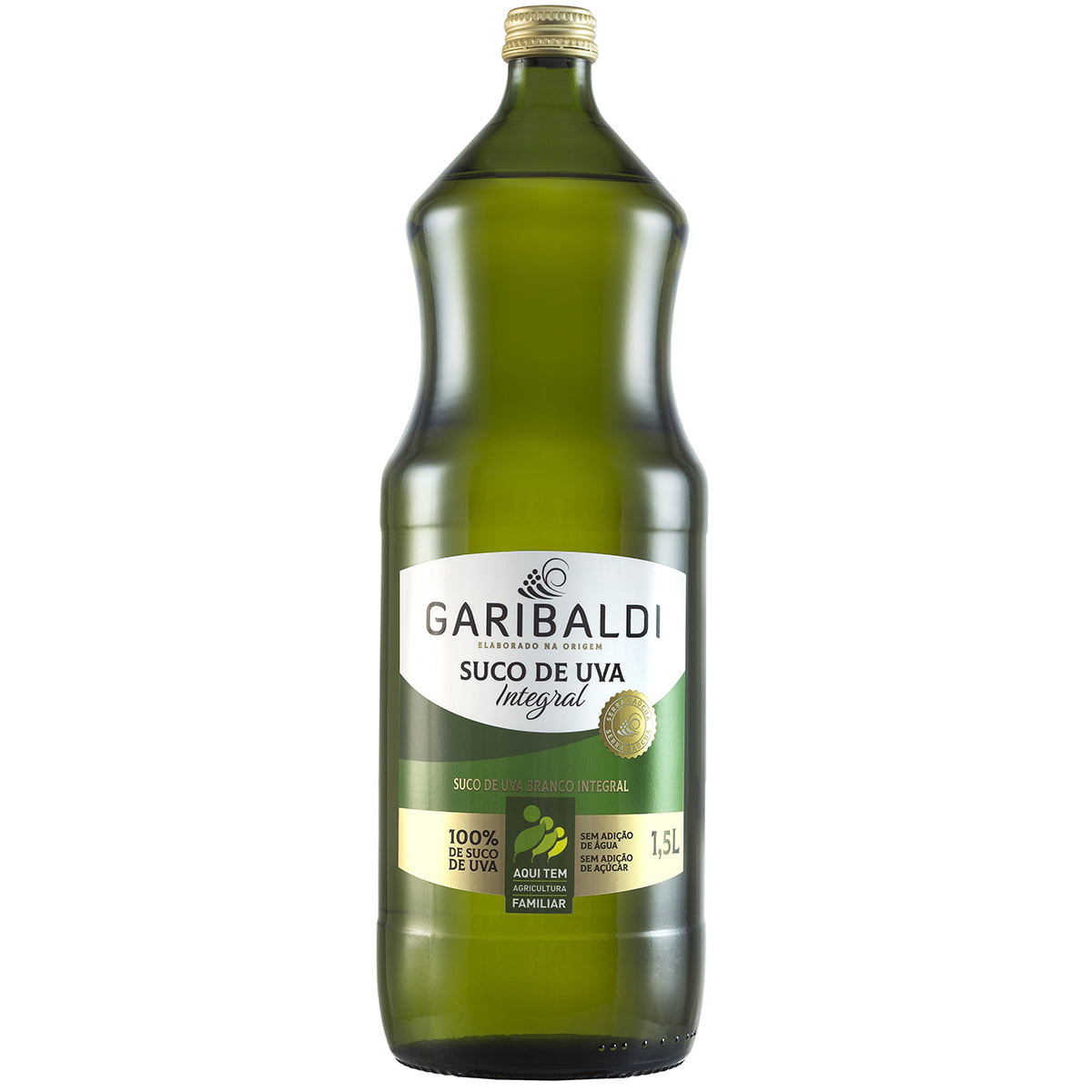 Suco de Uva Garibaldi Branco Integral 1,5 Lts