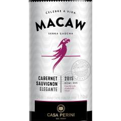 Vinho Casa Perini Macaw Cabernet Sauvignon Tinto Demi-Sec 750ml