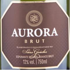 Combo Espumante Aurora Brut 750ml C/6
