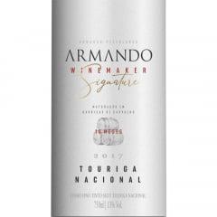 Vinho Peterlongo Armando Winemaker Signature Touriga Nacional 750ml - COMPRE 2 LEVE 3