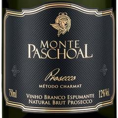 Espumante Monte Paschoal Brut Prosecco Branco 750ml C/6