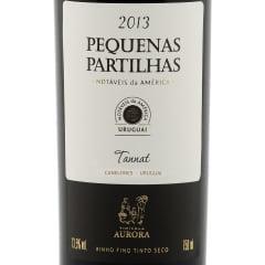 Vertical Vinho Aurora Pequenas Partilhas Uruguai Tannat Tinto Seco 750ml C/3