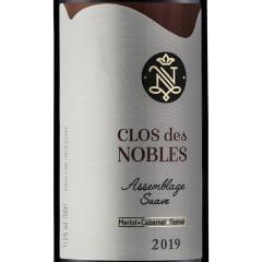 Vinho Aurora Clos des Nobles Assemblage Tinto Suave 750ml C/6
