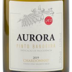 Vinho Aurora Pinto Bandeira Chardonnay Branco 750ml