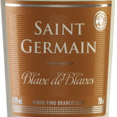 Vinho Aurora Saint Germain Blanc de Blancs Seco 750ml