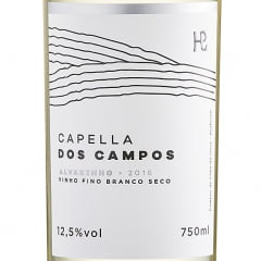 Vinho Capella dos Campos Alvarinho Branco 750ml