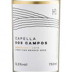 Vinho Capella dos Campos Verdelho Branco 750ml