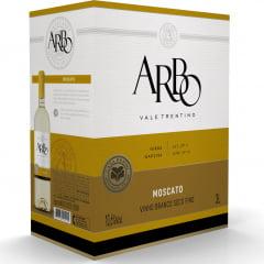 Vinho Casa Perini Arbo Moscato Branco Bag in Box 3Lts