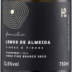 Vinho Família Lemos de Almeida Chardonnay Branco 750ml