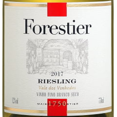 Vinho Forestier Riesling Branco 750ml