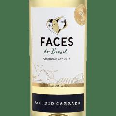 Vinho Lidio Carraro Faces do Brasil Chardonnay Branco 750ml