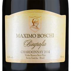 Vinho Maximo Boschi Biografia Chardonnay Branco 750ml