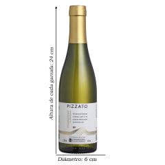 Vinho Pizzato Chardonnay Branco 375ml