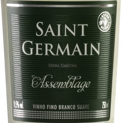 Vinho Aurora Saint Germain Assemblage Branco Suave 750ml