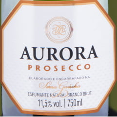 Espumante Aurora Brut Prosecco 750ml