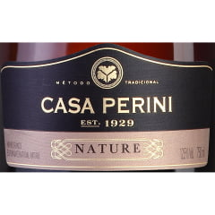 Espumante Casa Perini Brut Nature 750ml