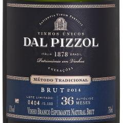 Espumante Dal Pizzol Brut Champenoise Branco 750ml