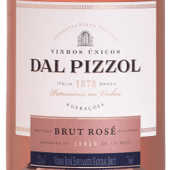 Espumante Dal Pizzol Brut Charmat Rosé 750ml