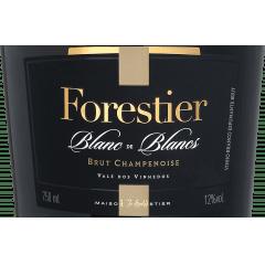 Espumante Forestier Brut Champenoise Blanc de Blancs 750ml