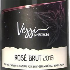 Espumante Maximo Boschi Vezzi Brut Rosé 750ml