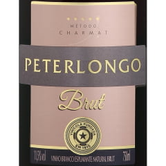 Espumante Peterlongo Brut 750ml