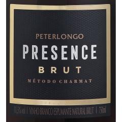Espumante Peterlongo Presence Brut 750ml