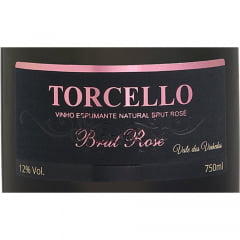 Espumante Torcello Brut Rosé 750ml