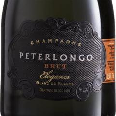 Champagne Peterlongo Elegance Brut Blanc de Blancs 750ml