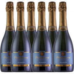Espumante Aurora Procedências Brut Chardonnay 750ml C/6