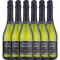 Espumante Aurora Saint Germain Brut 660ml C/6