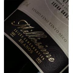 Vinho Aurora Millésime Safra 2018 Cabernet Sauvignon Tinto 750ml Cx C/6