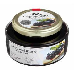 Calda Vinho&Fruta Casa Madeira Cabernet Sauvignon c/Mirtilo 240g