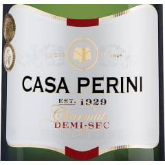 Espumante Casa Perini Demi-Sec 750ml