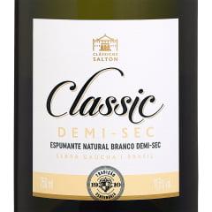 Espumante Salton Classic Demi-Sec Branco 750ml