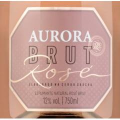 Espumante Aurora Brut Rosé 750ml