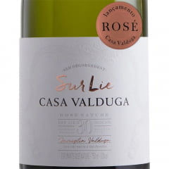 Espumante Casa Valduga Sur Lie Nature Rosé 750ml