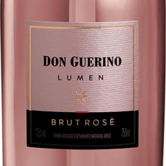 Espumante Don Guerino Lumen Brut Rosé 750ml