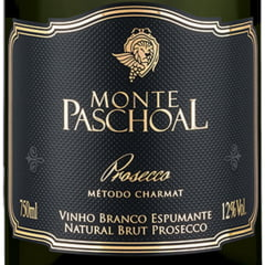 Espumante Monte Paschoal Brut Prosecco Branco 750ml