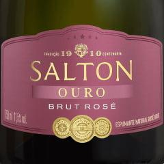 Espumante Salton Ouro Brut Rosé 750ml