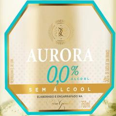 Espumante Aurora Zero Álcool Branco 750ml