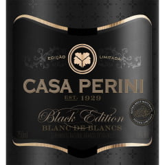 Espumante Casa Perini Extra Brut Blanc de Blancs Black Edition 750ml