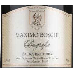 Espumante Maximo Boschi Biografia Speciale Extra Brut  750ml