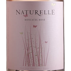 Espumante Casa Valduga Naturelle Moscatel Rosé 750ml