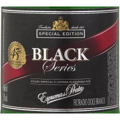 Filtrado Doce Peterlongo Espuma de Prata Black Series 660ml